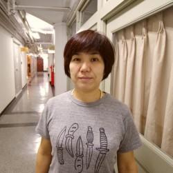西峰 ちさと (Chisato Nishimine)