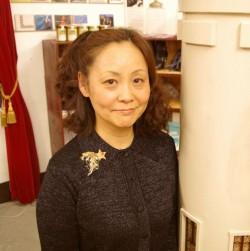 太田 虹子 (Nijiko Ota)