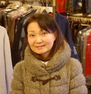 門田 千恵子 (Chieko Monden)