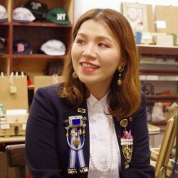 中山 智子 (Tomoko Nakayama)